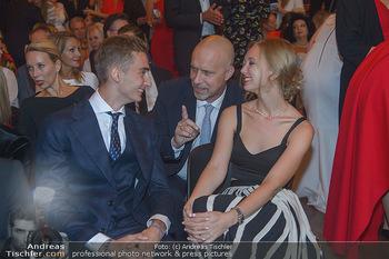 Leading Ladies Awards 2018 - Schloss Belvedere - Di 04.09.2018 -  Ferdinand Zvonimir HABSBURG-LOTHRINGEN mit Schwester Eleonore V97