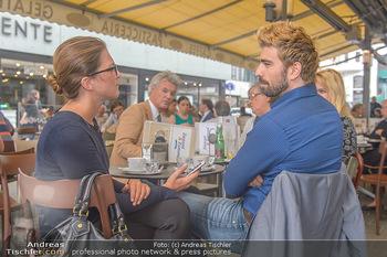 Swen Temmel und Meadow Williams - Zanoni und Stephansplatz, Wien - Di 04.09.2018 - Swen TEMMEL, Lisa BACHMANN9