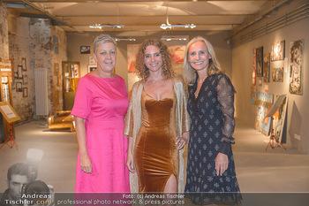 Art Exhibition - Galerie Baxter Home - Mi 05.09.2018 - Carola LINDENBAUER, Evelyn STEINBERGER-KERN, Siegrid OBLAK1