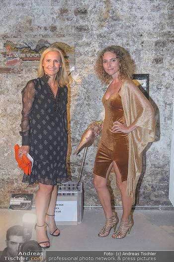Art Exhibition - Galerie Baxter Home - Mi 05.09.2018 - Carola LINDENBAUER, Evelyn STEINBERGER-KERN6