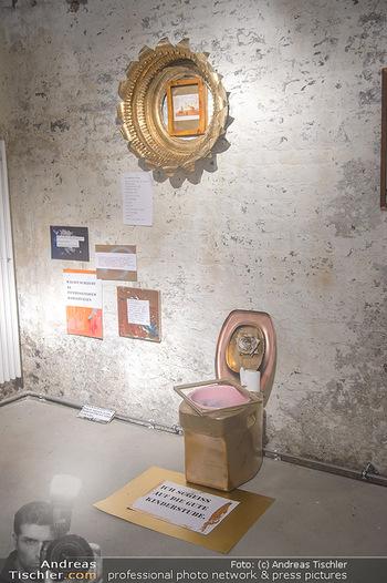Art Exhibition - Galerie Baxter Home - Mi 05.09.2018 -  Kunstwerke10