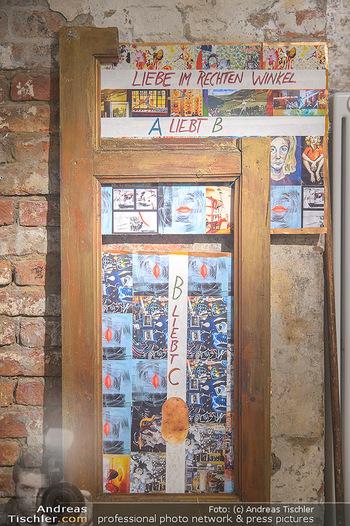 Art Exhibition - Galerie Baxter Home - Mi 05.09.2018 -  Kunstwerke11