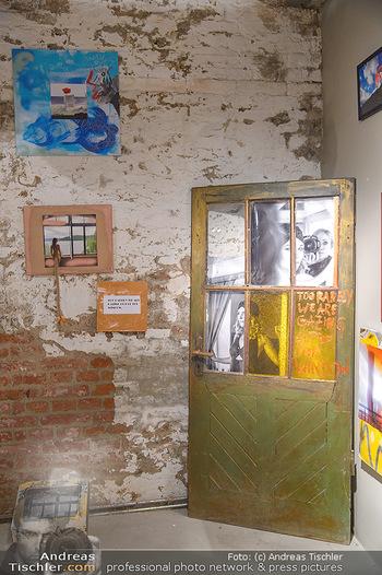 Art Exhibition - Galerie Baxter Home - Mi 05.09.2018 -  Kunstwerke15