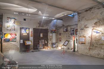 Art Exhibition - Galerie Baxter Home - Mi 05.09.2018 -  Kunstwerke23