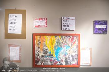 Art Exhibition - Galerie Baxter Home - Mi 05.09.2018 -  Kunstwerke27