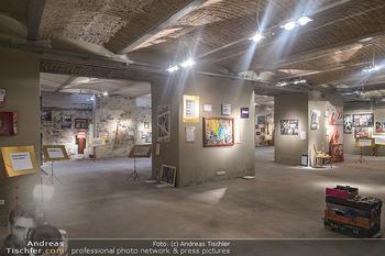 Art Exhibition - Galerie Baxter Home - Mi 05.09.2018 -  Kunstwerke28