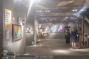 Art Exhibition - Galerie Baxter Home - Mi 05.09.2018 -  Kunstwerke29