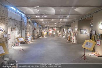 Art Exhibition - Galerie Baxter Home - Mi 05.09.2018 -  Kunstwerke30