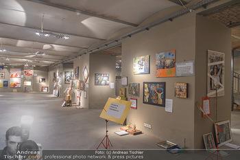 Art Exhibition - Galerie Baxter Home - Mi 05.09.2018 -  Kunstwerke31