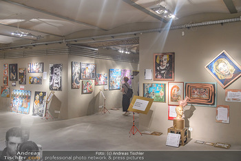 Art Exhibition - Galerie Baxter Home - Mi 05.09.2018 -  Kunstwerke32
