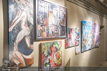 Art Exhibition - Galerie Baxter Home - Mi 05.09.2018 -  Kunstwerke34