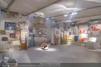 Art Exhibition - Galerie Baxter Home - Mi 05.09.2018 -  Kunstwerke35