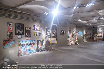 Art Exhibition - Galerie Baxter Home - Mi 05.09.2018 -  Kunstwerke40