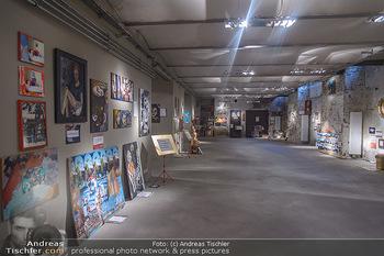 Art Exhibition - Galerie Baxter Home - Mi 05.09.2018 -  Kunstwerke41