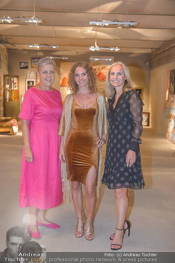 Art Exhibition - Galerie Baxter Home - Mi 05.09.2018 - Carola LINDENBAUER, Evelyn STEINBERGER-KERN, Siegrid OBLAK42