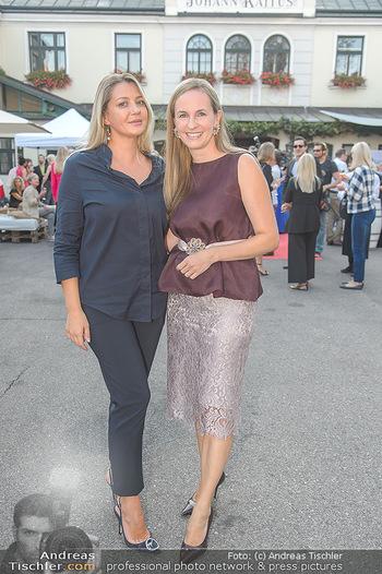 Runway Fashion Show - Kattus Sektkellerei - Do 06.09.2018 - Olga LASKARI, Maria GROßBAUER (GROSSBAUER)3