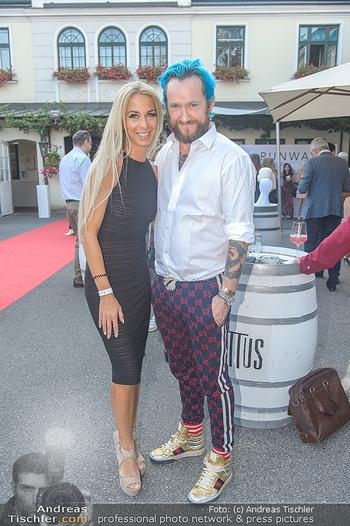 Runway Fashion Show - Kattus Sektkellerei - Do 06.09.2018 - Yvonne RUEFF, Franz-Josef BAUR13