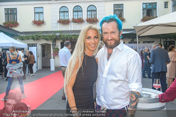 Runway Fashion Show - Kattus Sektkellerei - Do 06.09.2018 - Yvonne RUEFF, Franz-Josef BAUR14