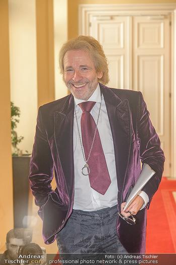Ehrenzeichen für Karl Spiehs - Bundeskanzleramt - Mo 10.09.2018 - Thomas GOTTSCHALK14