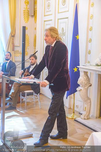 Ehrenzeichen für Karl Spiehs - Bundeskanzleramt - Mo 10.09.2018 - Thomas GOTTSCHALK71