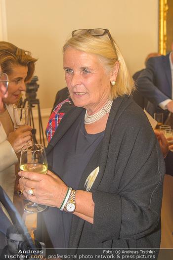 Ehrenzeichen für Karl Spiehs - Bundeskanzleramt - Mo 10.09.2018 - Claudia HAIDER91