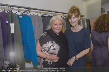 Cashmere Bestell-Event - Michel Mayer Store Wien - Do 13.09.2018 - Marika LICHTER, Michel MAYER7