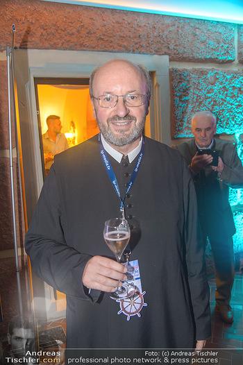 Starnach Wachau Seitenblicke Party - Schloss Dürnstein Wachau - Fr 14.09.2018 - Clemens REISCHL (Portrait)7