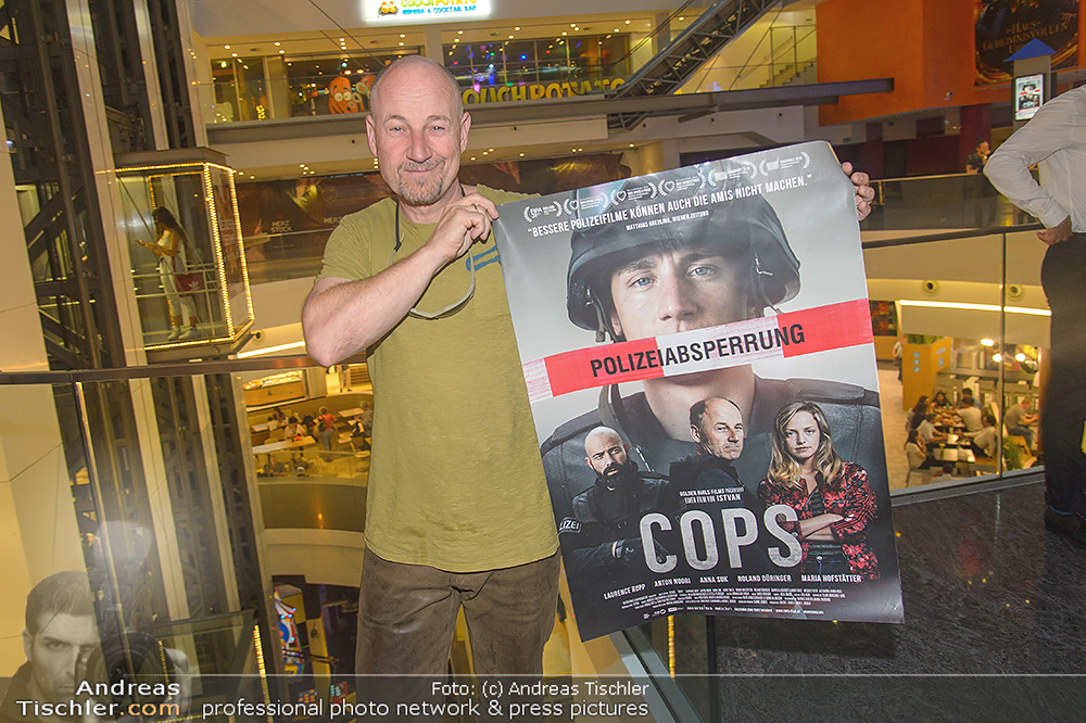 COPS Kinopremiere - 2018-09-18 - UCI Millennium City Wien