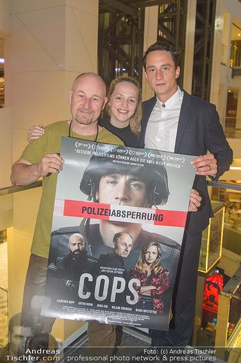 COPS Kinopremiere - UCI Millennium City Wien - Di 18.09.2018 - Roland DÜRINGER, Anna SUK, Laurence RUPP21