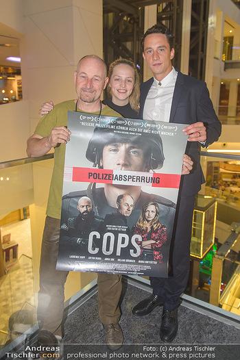 COPS Kinopremiere - UCI Millennium City Wien - Di 18.09.2018 - Roland DÜRINGER, Anna SUK, Laurence RUPP22