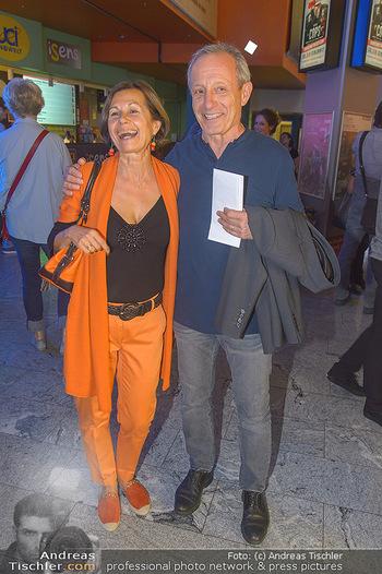 COPS Kinopremiere - UCI Millennium City Wien - Di 18.09.2018 - Peter PILZ mit Ehefrau Gudrun45