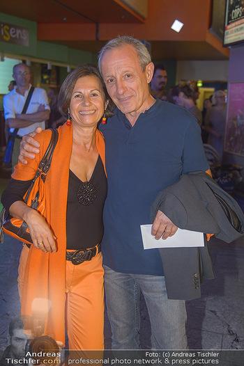 COPS Kinopremiere - UCI Millennium City Wien - Di 18.09.2018 - Peter PILZ mit Ehefrau Gudrun47