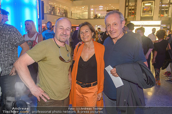 COPS Kinopremiere - UCI Millennium City Wien - Di 18.09.2018 - Peter PILZ mit Ehefrau Gudrun, Roland DÜRINGER48