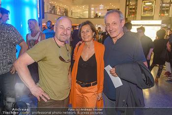 COPS Kinopremiere - UCI Millennium City Wien - Di 18.09.2018 - Peter PILZ mit Ehefrau Gudrun, Roland DÜRINGER49