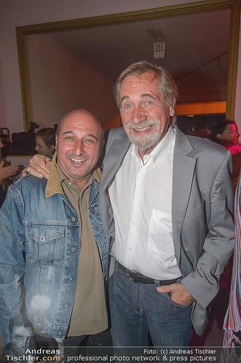 20 Jahre Peter Hofbauer im Metropol - Wiener Metropol, Wien - Mi 19.09.2018 - Christoph FÄLBL, Peter RAPP47