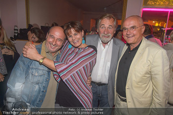 20 Jahre Peter Hofbauer im Metropol - Wiener Metropol, Wien - Mi 19.09.2018 - Christoph FÄLBL, Eva-Maria MAROLD, Peter RAPP, Edgar BÖHM48