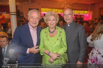 20 Jahre Peter Hofbauer im Metropol - Wiener Metropol, Wien - Mi 19.09.2018 - Harald SERAFIN, Birgit SARATA, Toni FABER51