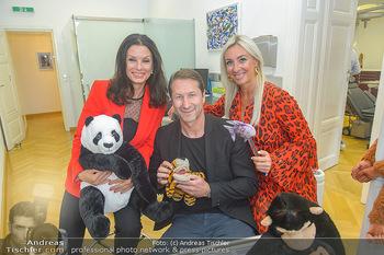 Kinder Zahnklinik Opening - Happy Smile Happy Kids Kinderzahnklinik - Do 20.09.2018 - Sonja KLIMA, Sabine WENGER, Franco FODA7