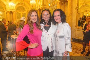 Pink Ribbon 5-Uhr-Tee - Palais Coburg, Wien - Di 25.09.2018 - Eva GLAWISCHNIGG, Bettina ASSINGER, Doris KIEFHABER10