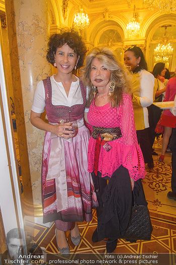Pink Ribbon 5-Uhr-Tee - Palais Coburg, Wien - Di 25.09.2018 - Sonja KATO-MAILATH-POKORNY, Jeanine SCHILLER13
