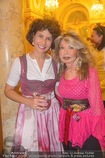 Pink Ribbon 5-Uhr-Tee - Palais Coburg, Wien - Di 25.09.2018 - Sonja KATO-MAILATH-POKORNY, Jeanine SCHILLER14