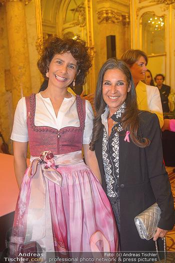 Pink Ribbon 5-Uhr-Tee - Palais Coburg, Wien - Di 25.09.2018 - Sonja KATO-MAILATH-POKORNY, Barbara REICHARD21
