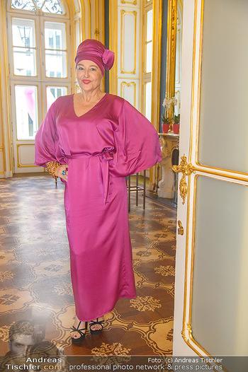 Pink Ribbon 5-Uhr-Tee - Palais Coburg, Wien - Di 25.09.2018 - Andrea BUDAY24
