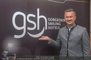 Promi Trachtenmodenschau - GSH Designhotel Ana Enzian Wien - Mi 26.09.2018 - Heiko GROTE1