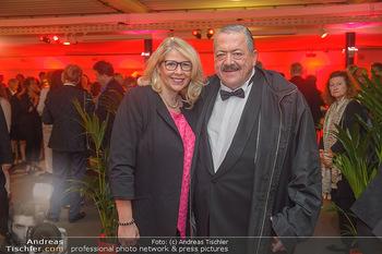 Flair de Parfum - Wiener Stadthalle - Sa 29.09.2018 - Joseph (Josef) HANNESSCHLÄGER mit Ehefrau Bettina (GEYER)67