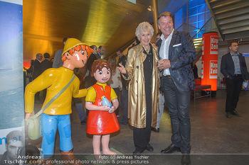 Premiere Heidi - MuseumsQuartier MQ Halle E - Mi 10.10.2018 - Waltraud HAAS, Patrick LINDNER30
