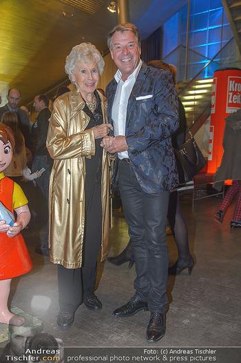 Premiere Heidi - MuseumsQuartier MQ Halle E - Mi 10.10.2018 - Waltraud HAAS, Patrick LINDNER31