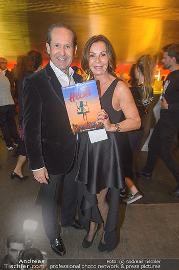 Premiere Heidi - MuseumsQuartier MQ Halle E - Mi 10.10.2018 - Jörg und Sissy KNABL34