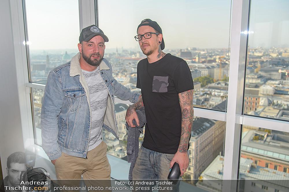 Seiler & Speer Wiener Städtische PK - 2018-10-11 - Ringturm Wien