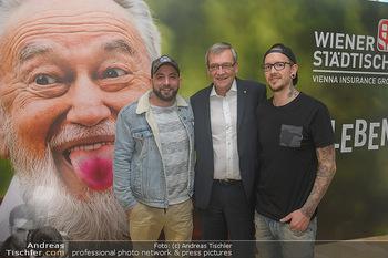 Seiler & Speer Wiener Städtische PK - Ringturm Wien - Do 11.10.2018 - Christopher SEILER, Bernhard SPEER, Robert LASSHOFER6
